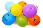 Luftballon Geburtstag