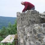 HuK Waldeck und die Burgruine Waldeck