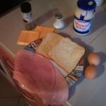 Sandwich a la Berla Zutaten