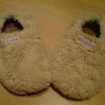 Mein Tipp gegen kalte Füße – Wärmepantoffeln Slippies Deluxe