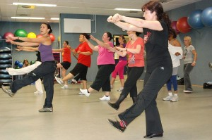 Zumba-Fitnesskurs