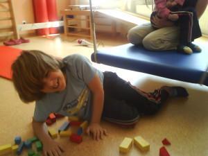 Kinderturnen - Anja Bergler