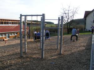Spielplatz für Kinder - Anja Bergler
