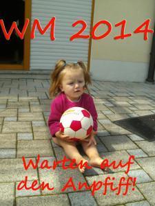 Das WM Finale 2014 kann kommen