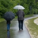 Was tun mit Kindern an Regentagen?