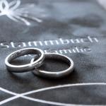 Hochzeitsringe Stammbuch - Pixabay
