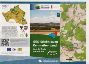 Geo-Erlebnisweg Flyer