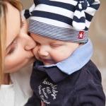 Mutter und Kind Kuss - Pixabay